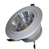 O diodo emissor de luz de Non-Dimmable morre o teto da carcaça ilumina-se para baixo