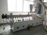 Plastikpolycarbonat-Tabletten-horizontale Wasser-Ring-Strangpresßling-Maschine