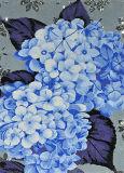 Handschnitt-Abbildung für Wand-Hintergrund