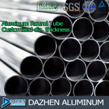 Bon profil en aluminium de vente directe d'usine des prix pour le tube carré rond