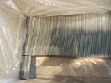 Silicon Steel Metal Products Transformer Ei Laminate Sheets HS Code 850490 Service OEM