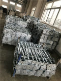 يغلفن سقالة فولاذ قابل للتعديل [سكرو جك] قاعدة ([تبسفسّج001])