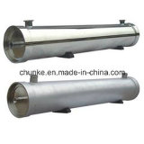 Из нержавеющей стали Chunke304 Корпуса мембраны обратного осмоса для обработки воды машины