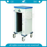 병원 환자 트롤리 손수레의 Cht010 ISO 세륨 승인되는 다기능 가격