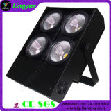 DJ Disco Stage Light 4X100W LED COB DMX Audiência Blinder