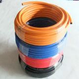 Manguito de aire flexible de alta presión del negro de la fabricación de Yute para el compresor