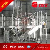 Equipamento industrial comercial da fabricação de cerveja de cerveja para a venda