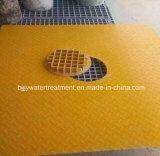 Grade da fibra de vidro FRP GRP para Inustrial Palnts