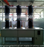 ISO9001를 가진 옥외 40.5kv 진공 회로 차단기