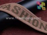 벨트 또는 부대 또는 의류 또는 의복 가죽 끈을%s 줄무늬 폴리에스테 면에 의하여 길쌈되는 가죽 끈