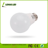 Lampadina di Dimmable LED dell'alloggiamento di alto potere E27 3W-18W Aluminum+PC