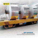 Carros elétricos do punho da bobina para a indústria de processamento de aço