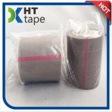 Película pura do Teflon com a fita adesiva do silicone