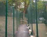 Cerca revestida de la cerca de seguridad de la valla de seguridad del polvo 358 (XMM-358)