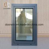 Interrupção térmica branca janela Inclinação de alumínio