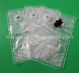 3Lは液体のための蝶蛇口が付いているボックスの袋を取り除く