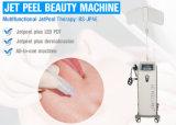 El oxígeno Jet de la piel Rejuvenecimiento Máquina Pela la cáscara de oxígeno del agua