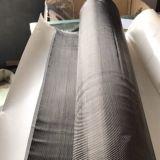 tela de la fibra del carbón de Toray de la tela cruzada 1K para la decoración de Autoparts