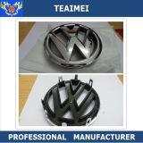 ABS Emblemen van de Kentekens van de Auto van de Grill van het Chroom van het Embleem van de Auto de Voor voor VW Lingyu
