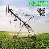 Оросительная система потека для сельскохозяйствення угодье
