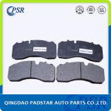 Garniture de frein à disque de pièces d'auto de qualité
