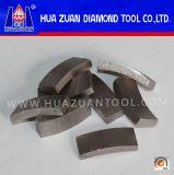 Reinforce Concrete Cuttingのための高いEffciency Dimond Drill Bit Segments