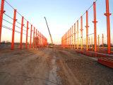 Costruzione prefabbricata della struttura del blocco per grafici d'acciaio