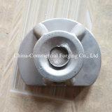 I pezzi meccanici dell'alluminio di alluminio di pezzo fucinato ISO9001 la parte della pressofusione