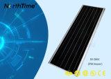 Échantillon d'alimentation du capteur de mouvement infrarouge Contrôle de la lumière de la lampe de la rue solaire
