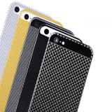Cassa dura del telefono mobile di protezione dalle radiazioni della fibra del carbonio per il iPhone