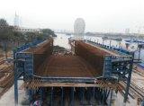 Coffrage en acier pour Hong-Macao Kong-Zhuhai Bridge