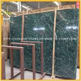 Materiale da costruzione Polished India Verde Guatemala/marmo verde della neve per le lastre o le mattonelle sulla vendita