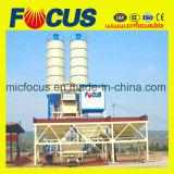 Mini planta de mezcla concreta de Hzs35 35m3/H con el PLC de Simens