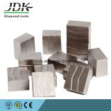 Fast Cutting Diamond Segment for India Hard Granite