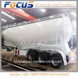 China 45cbm de Bulk Semi Aanhangwagen van de Tank van het Vervoer van het Poeder van het Cement 3axles