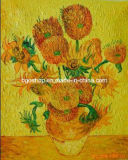 高いGlossy Eco-Solvent Polyester Oil Canvas (275GSM)