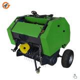 Bauernhof-Technologie-kleines Landwirtschafts-Maschinerie-Geräten-mini runde Ballenpresse