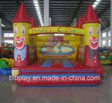 Aufblasbarer lustiger Clown-Schlag für Kinder