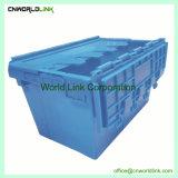 Venda de material plástico quente a logística de segurança movendo Tote
