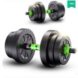 Barbells ajustáveis de venda quentes novos do Dumbbell da água do equipamento da aptidão da ginástica para o exercício de Crossfit