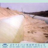 Tubo di FRP per acqua o il trasporto delle acque di rifiuto