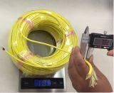 Câble sous-marin câble Rov Underwater Camera Câble 1 paire torsadée 2 coeurs flottabilité neutre