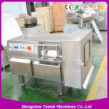 La viande congelée Machine de découpe de viande de bloc Cube Dicer Machine de coupe