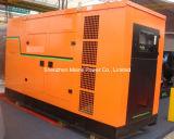 200kVA 160kw Alimentation de secours de type silencieux générateur diesel Cummins