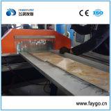 La liaison de jonction de guichet de PVC profile la chaîne de production d'extrusion