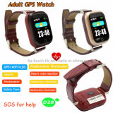 Fitness Tracking D28를 가진 Sos Button Adult GPS Watch Tracker