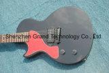 Гитара Lp младшей левой руки электрическая с приемистостью P90 в черноте (GLP-547)
