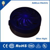 Solar-LED-purpurroter Moskito-Mörder