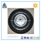 Wheelbarrow를 위한 10 인치 중국 Pneumatic Tires Rubber Wheel