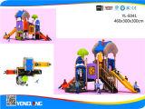Apparatuur van de Speelplaats van kinderen de Openlucht Plastic Kleine (yl-E041)